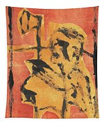 Axeman 8 Tapestry