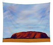 Ayers Rock V2 Tapestry