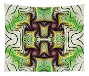 Aztec Art Design Tapestry
