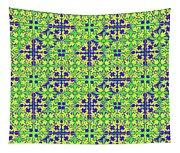 Azulejos Magic Pattern - 08 Tapestry