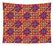 Azulejos Magic Pattern - 10 Tapestry