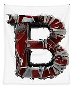 B Is For Banana Tapestry by Gary Keesler