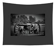 B W Canon Gettysburg Tapestry