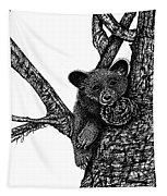 Baby Bear Tapestry