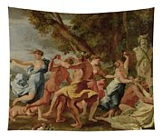 Bacchanal Before A Herm Tapestry