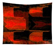 Colour Choice Stone Abstract Tapestry