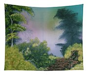 Backwoods Mist Tapestry