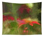 Backyard Coneflower Tapestry