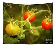 Backyard Garden Series - Cherry Tomatoes Tapestry