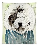 Bad Hair Day Tapestry