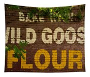 Bake With Wild Goose Flour Tapestry