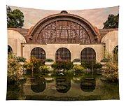 Balboa Park Botanical Building Symmetry Tapestry