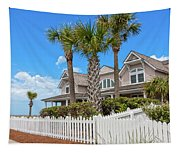 Bald Head Island Perfect Day Tapestry