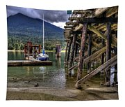 Balfour British Columbia Tapestry