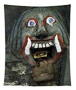 Bali Mask Tapestry
