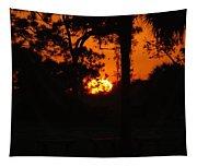 Ball Of Sun Tapestry