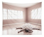 Ballerina Down Tapestry