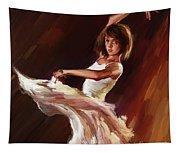 Ballet Dance 0706  Tapestry