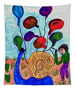 Balloon Sales Tapestry