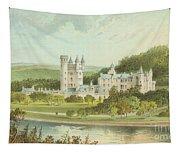 Balmoral Castle, Scotland Tapestry