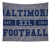Baltimore Colts Retro Shirt Tapestry