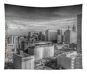 Baltimore Landscape - Bromo Seltzer Arts Tower Tapestry