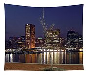 Baltimore Reflections Tapestry