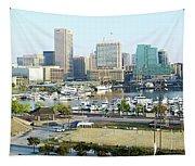 Baltimore's Inner Harbor Tapestry