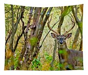 Bambi's Father Tapestry