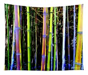 Bamboo Dreams #14 Tapestry