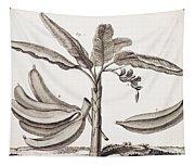 Banana Tree Tapestry