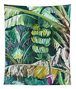 Bananas Tapestry