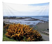 Bandon Harbor Entrance Tapestry