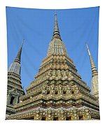 Bangkok, Wat Po Tapestry
