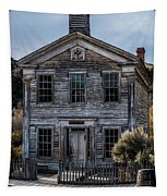 Bannack School House Tapestry