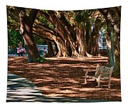 Banyans - Marie Selby Botanical Gardens Tapestry