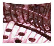 Bar Utensils 2 Tapestry