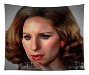 Barbara Streisand Tapestry