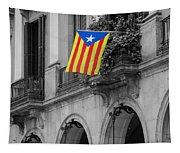 Barcelona - Estelada Tapestry