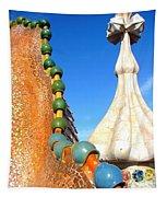 Barcelona Impression 1 Tapestry