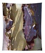 Bark Texture Tapestry