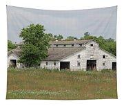 Barn In The Field 948 Tapestry