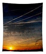 Barnegat Bay Sunset - Jersey Shore Tapestry