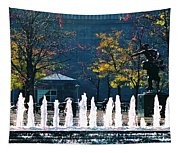 Barney Allis Plaza-kansas City Tapestry