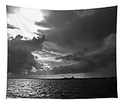 Barnstable Harbor Sky Tapestry