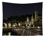 Basilica Of The Immaculate Conception Tapestry