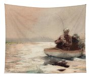 Bass Fishing In Florida Tapestry