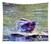 Bathing Beauty Tapestry