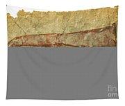 Battered Old Trumpet Tapestry