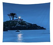 Battery Point Lighthouse Tapestry